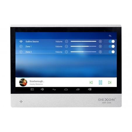 AquaSound N-Joy Sound-Bar Nagłośnienie do łazienki (MP3, RADIO INTERNETOWE, BLUETOOTH, IPX6) EMC50PRO-BAR